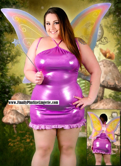 The Finest Sexiest Plus Size Costumes