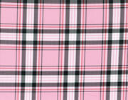 Baby Pink Plaid