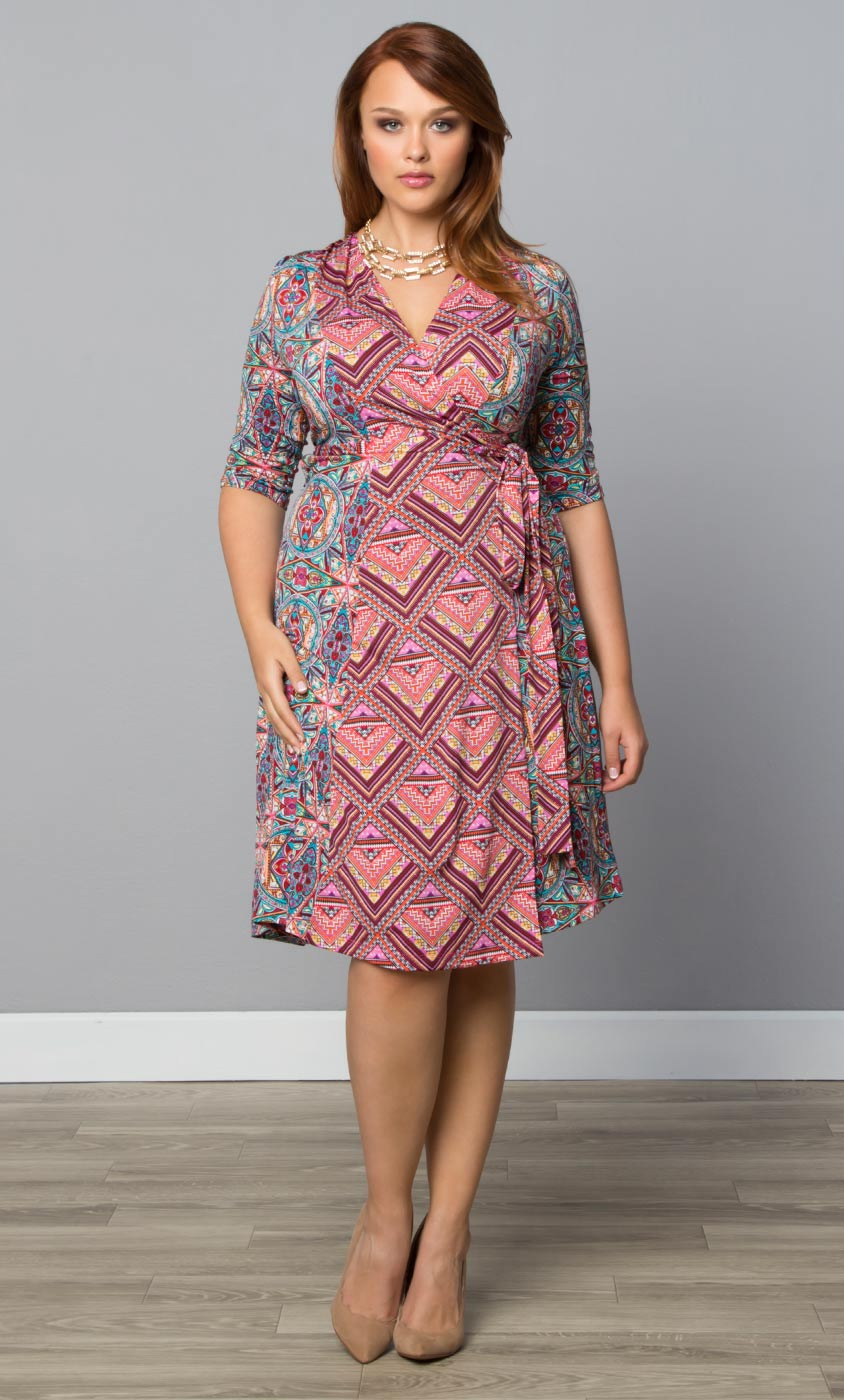 Batik Plus Size Dresses – Fashion dresses