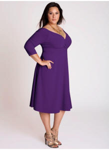 The most versatile dress! Add a belt and this basic little dress goes from casual to chic in an instant.r perfect fit,
